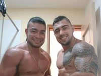Mateo G & Richard Honey