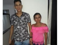 Big Johan & Afrodita Horny