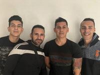 Leon & Tehran & Yogi & Zeitlin