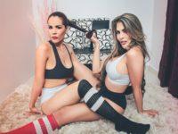 Sofia Morgann & Sophia Larson