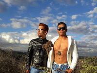 Angel Zuniga & Bruno Alves