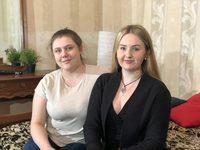 Stella Amber & Moni Kline