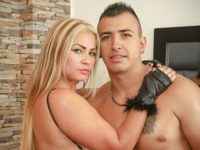 Amy Rose & Rocco Stone