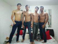 Dani & Adam & Kevin & Ramses
