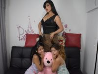 Sadira & Luciana & Lucesita