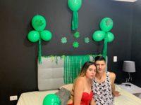 Tatiana Hott & Andres Boyhot