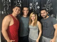 Maick & Valentina & Yogi & Zeitlin