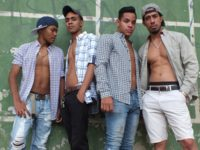 Jhosep & Rui & Ricardo & Wilfred