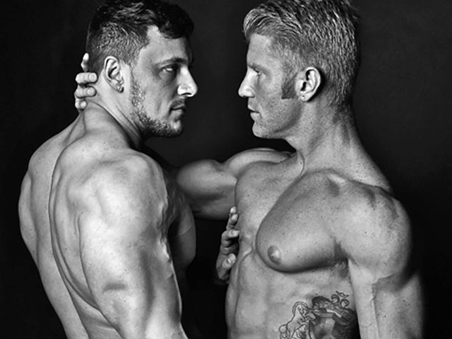 American Muscle Hunks