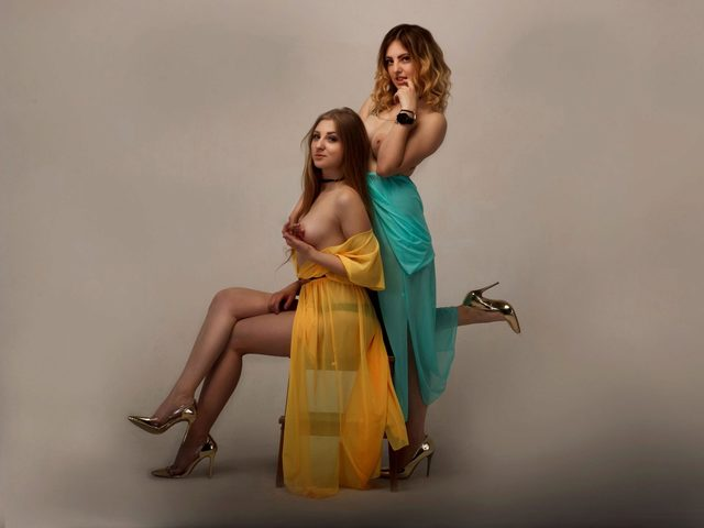 Olga Logers & Svetlana Kitty