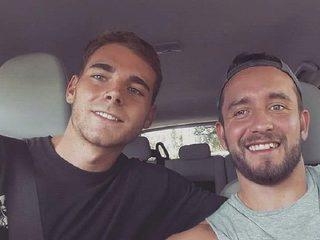 Chad Tyler & Hunter Wednesday