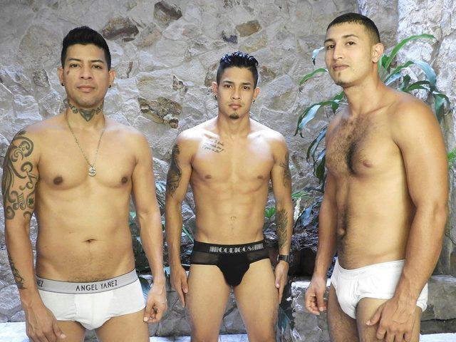 Ronyvans & Deann Boy & Matias Culken