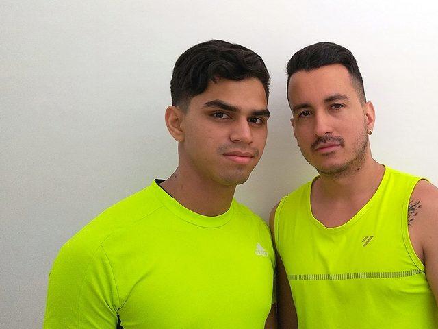 Felipe Monteiro & Carlos Rozay