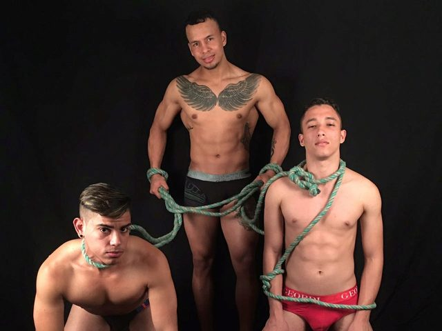 Ben Latino & Mike Swift & Albert Suarez