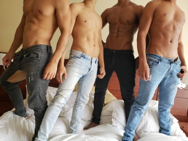 Curious parties sex Bi guys