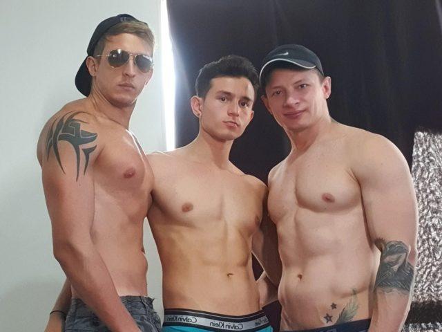 Alexander & Christian & Brad & Jorjan