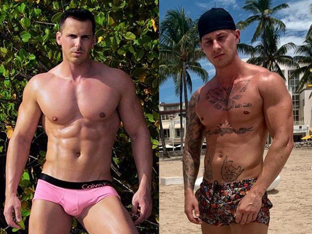 Leoboy & Calvin Hunt