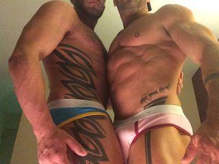 Ben Stratton & Colin Stone