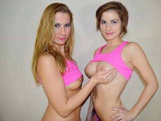 Lexy Moon & Aura Gold