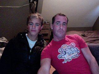 Aaron Astin & Jay Codi
