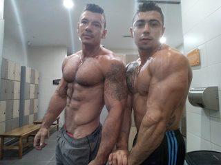 Valentino & Mateo