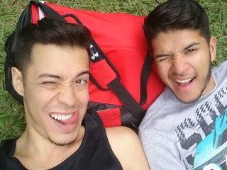 Andrew & Stefano