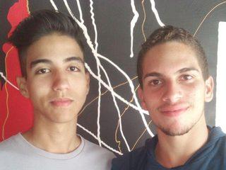 Aaron Joss & Javier