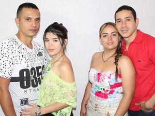 Wendy D & Yesyca & Geremy P & Jon Edy