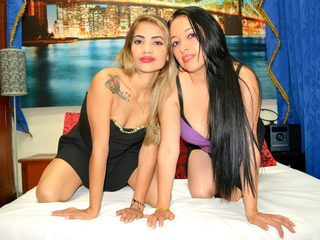 Dahina Love & Camila Passion