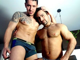 Joshua Ralph & Wolf M
