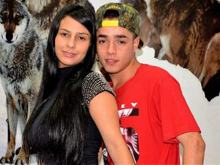 Carol Love & Santiago Arias