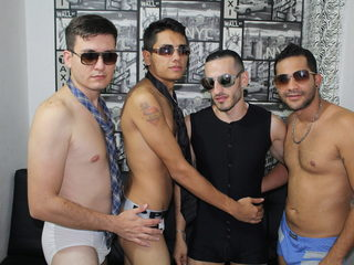 Fray Dave & Jamid & And Gavbo M & Marcelo P