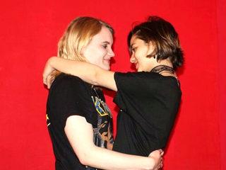 Erica & Hannah