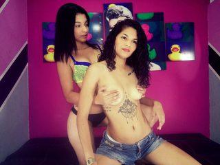 Gaby Rosy & Luisa Reina