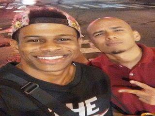 Hakeem Br & Tyrone Mattos