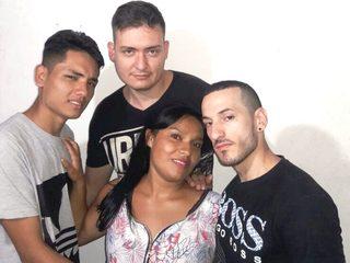 Lizeth Snow & Gavbo M & Marcelo & Jamid Sky