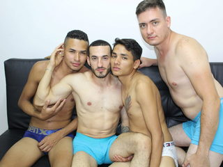 Dany Lindo & Jamid & And Gavbo M & Marcelo P