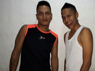Marcus & Dancer