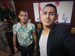 Aron & Brandon
