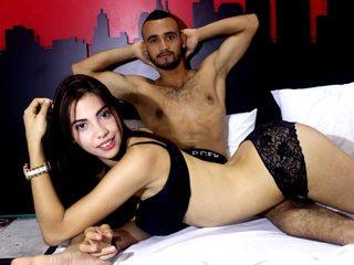 Thierry Lacourt & Scarlett San