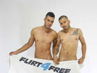 Andy & Adam