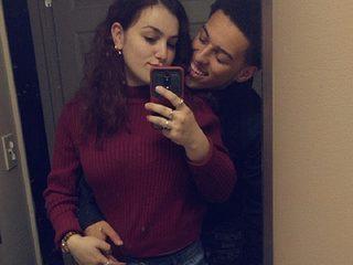 Sophia Luis & Dallas Night