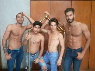 Paulo & Jagger & Nuri & Jacob