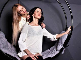 Anabel Blonde & Kage Ramon