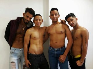 Nuri & Jacob & Tony & Bryan