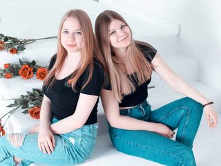 Nancy White & Chloe Janett