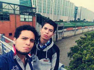 Emmanuel Tylor & Fabio Smist