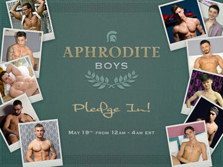 Aphrodite Boys Frat House