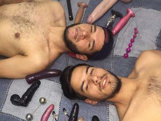 Victor Black & Zamir Rizo