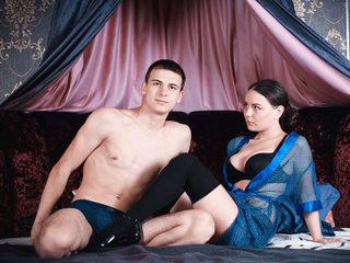 Blake Kurt & Viola Campen